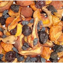 Сухофрукты (компотная смесь), произведены на фермах Краснодарского края